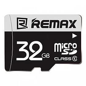 Thẻ nhớ Remax 32GB - Hàng Chính Hãng