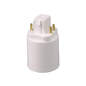 Gx24Q-E27 (Four Pin) Lamp Holder