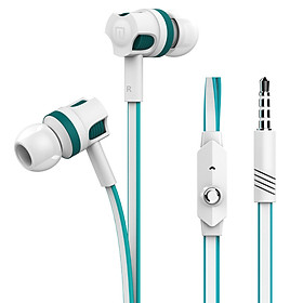 Stereo In-Ear Earphone Headphone with Microphone Gaming Headset for Mobile Phone