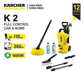 Máy Phun Rửa Áp Lực Cao Karcher K 2 Full Control Car And Home
