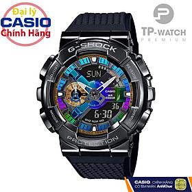 Đồng hồ nam Casio G-Shock GM-110B-1ADR chính hãng | G-Shock GM-110B-1A Black Titan