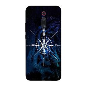 Ốp lưng dành cho điện thoại Xiaomi K in họa tiết La bàn