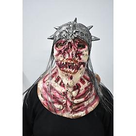 Mặt nạ hoá trang Zombie Quỷ địa ngục