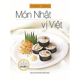 Sách - Món Nhật Vị Việt