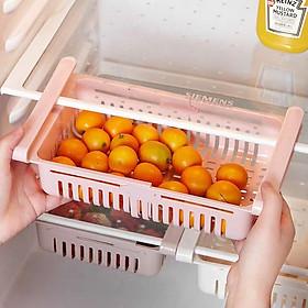 Đồ dùng nhà bếp Rổ cài tủ lạnh, cài bàn, đa năng giao mẫu ngẫu nhiên