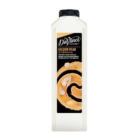 Mứt Lê Vàng / Golden Pear Fruitmix - DaVinci Gourmet (1L)