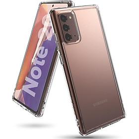 Ốp lưng chống sốc Ringke Fusion cho Galaxy Note 20 Ultra   Note 20 - Hàng nhập khẩu