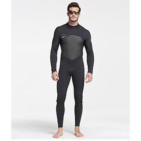 Bộ Lặn Liền Nam Giữ Nhiệt Dày Wetsuit 3mm Sbart