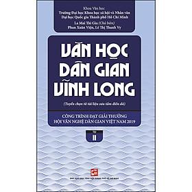 Văn Học Dân Gian Vĩnh Long - Tập 2