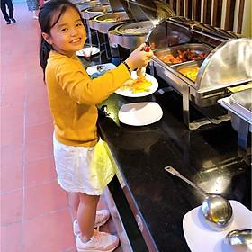 BBQ Buffet Hải Sản và Thịt nướng tại Grill Garden Nha Trang