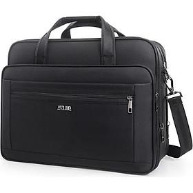 Túi xách cặp công sở đựng laptop 17inch YAJIE T07 mã 3248 (Đen)