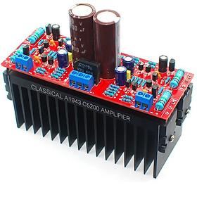 Bộ linh kiện mạch khuếch đại Stereo Hifi 4 sò A1943 C5200 D00-365