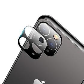 Kính cường lực camera iPhone 11/ iPhone 11 Pro/ iPhone 11 Pro Max USAMS - Hàng chính hãng
