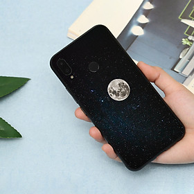 Ốp lưng dành cho điện thoại Huawei Nova 3i, Nova 3 in họa tiết Trăng cô đơn