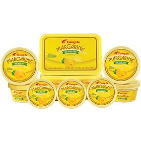 Combo 2 hộp bơ thực vật Tường An ( 800g / hộp )