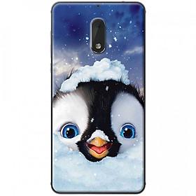 Hình đại diện sản phẩm Ốp lưng dành cho Nokia 6 mẫu Cánh cụt tuyết