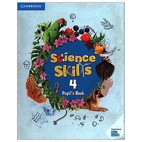 Science Skills Level 4 Pupil's Book