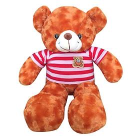Gấu Bông Teddy ICHIGO (45cm) - Nâu Đất