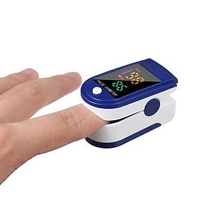 Digital Máy đo huyết áp dạng kẹp ngón tay  LCD Mini SpO2 Monitor Pulse Rate Measurement Meter for
