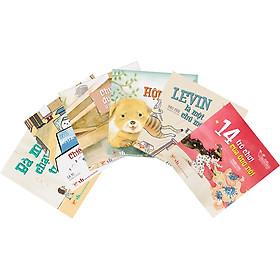 Combo 6 Cuốn Truyện Tranh (Thuộc Tủ Sách Truyện Tranh Về Covid-19 Khuyến Đọc Cho Trẻ Em Toàn Thế Giới - Dành Cho Lứa Tuổi: 7-12)