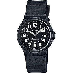 Đồng hồ unisex dây nhựa Casio MQ-71-1BDF