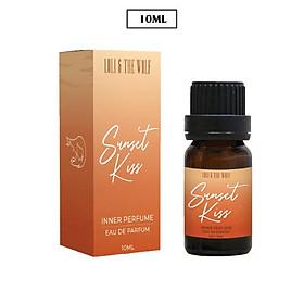 Nước hoa vùng kín nữ - Sunset Kiss Eau De Parfum - chai chấm 10ml - LOLI & THE WOLF