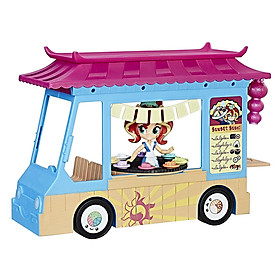 Mô Hình Equestria Girls Minis Vehicle And Doll My Little Pony C1840