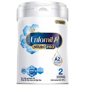 Sữa bột Enfamil A2 Neuropro 2 cho trẻ từ 6 - 12 tháng tuổi – 800g