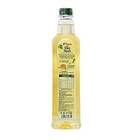 Combo 2 chai dầu nành Tường An ( 1 lít / chai )