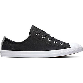 Giày Sneaker Unisex Converse Chuck Taylor All Star Dainty Holiday Scene Seasonal Canvas 562474C - Black/Silver/White