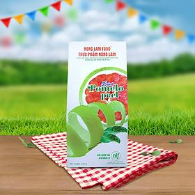 Vỏ Bưởi Sấy Dẻo (Pomelo Peel) 200g - Nông Lâm Food | Món Quà Cho Sức Khỏe Từ Thiên Nhiên 100% | Đồ Ăn Vặt - Đặc Sản Việt