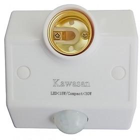 Đui đèn cảm ứng hồng ngoại KW-SS68B