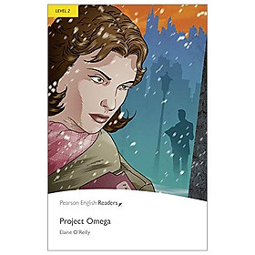 Level 2: Project Omega Book And MP3 Pack (Pearson English Graded Readers)