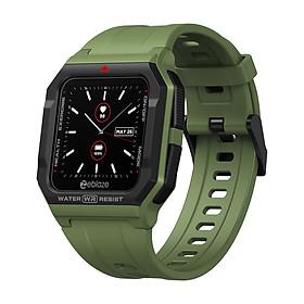 Đồng hồ thông minh Zeblaze Ares, siêu nhẹ Retro Màn hình IPS 1,3 inch BT5.0 30M,Chống thấm nước theo dõi giấc ngủ / tim