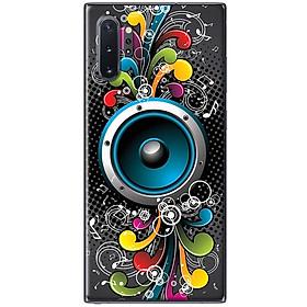 Ốp lưng dành cho Samsung Galaxy Note 10 Plus mẫu Music
