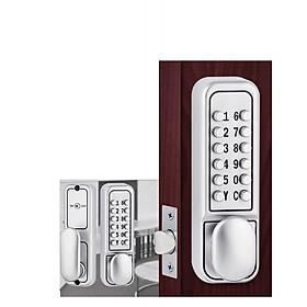 Khóa cửa cơ khí mật khẩu