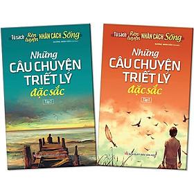 Bộ Sách Những Câu Chuyện Triết Lý Đặc Sắc - Tủ Sách Rèn Luyện Nhân Cách Sống (Bộ 2 Tập)