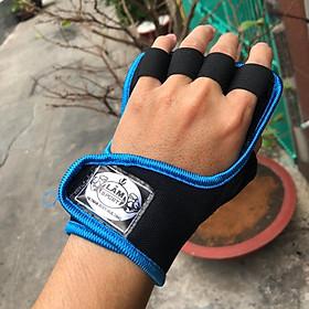 Găng tay bao tay tập gym nam HATHI Sport - Mềm mại , êm tay thoải mái khi tập