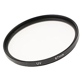 67 Mm UV Cho Ống Kính Máy Ảnh-Bảo Vệ Tia Cực Tím Chụp Ảnh Lọc Siêu Dành Cho Máy Ảnh Canon Nikon Sony olympus V