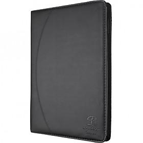 Sổ da 400 trang A4 Klong - TP657 màu đen