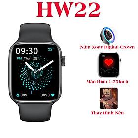[ Nâng Cấp Hw12 ] Đồng hồ thông minh nghe gọi Hw22 nam nữ giá rẻ, thay hình nền cá nhân, sử dụng tiếng Việt