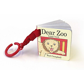 Dear Zoo - Thân gửi sở thú (A brand-new buggy book based on Rod Campbell's classic DEAR ZOO)