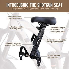 Ghế ngồi trước xe đạp tiện dụng dễ dàng lắp ráp vào xe đạp leo núi