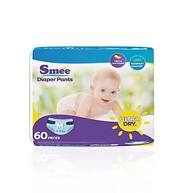Tã quần cho bé SMEE M60 (Size M)