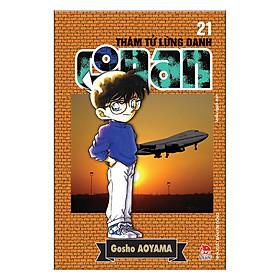 Thám Tử Lừng Danh Conan - Tập 21 (Tái Bản 2019)