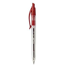 Bộ 3 MILAN_Bút Bi P1 1mm Đỏ_17653225