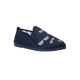 Giày Lười Trẻ Em Flossy K Frenetico Navy