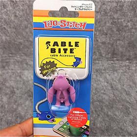 Cable Bite Bảo Vệ Dây Cáp Sạc Điện Thoại Hình Chú Chó Stitch