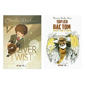 Combo 2 Cuốn Oliver Và Túp Lều Bác Tom (Tái Bản)