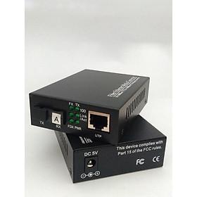 Bộ chuyển đổi cáp quang sang IP chuẩn 10/100M cho camera